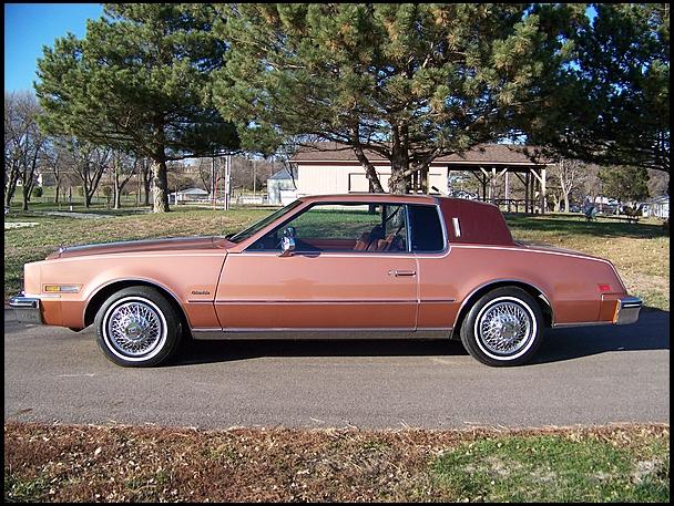 1982 Olds Toronado